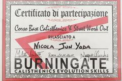 burningate