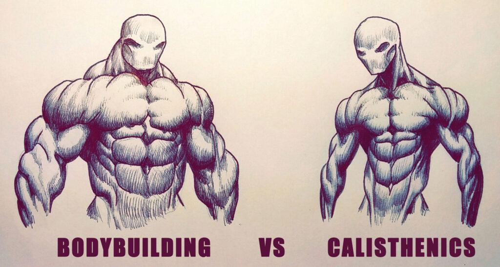 BODYBUILDING VS CALISTHENICS