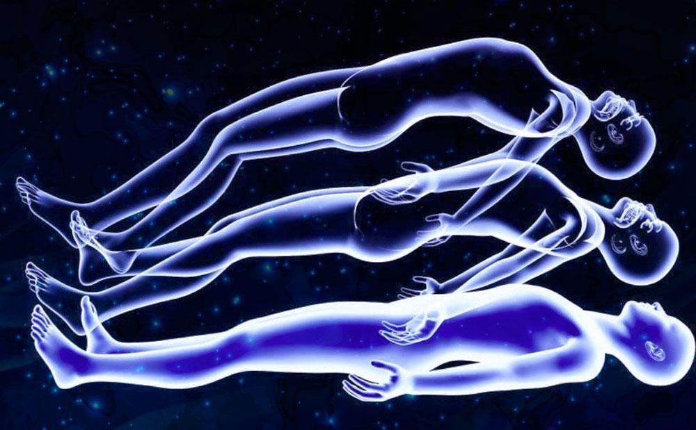 corpo astrale uomo