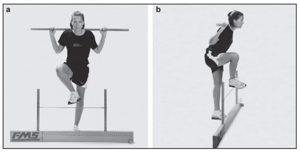 hurdle step punteggio 2