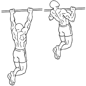 test pull up
