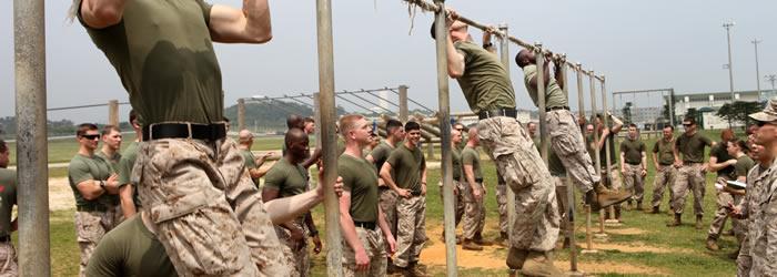 trazioni marines